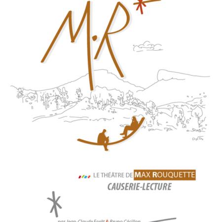 Causerie-lecture le théâtre de Max Rouquette